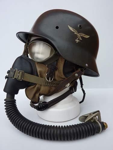 I.d. Luftwaffe helmet please!