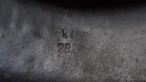 Bargain CKL62 SD M42 Luftwaffe Helmet