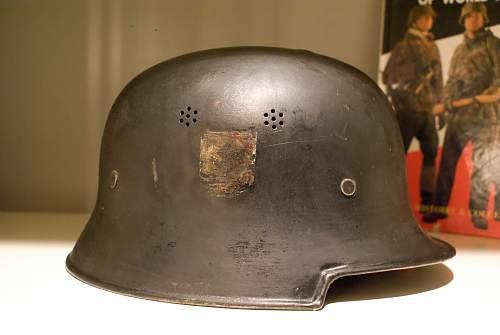 my M34 helmet