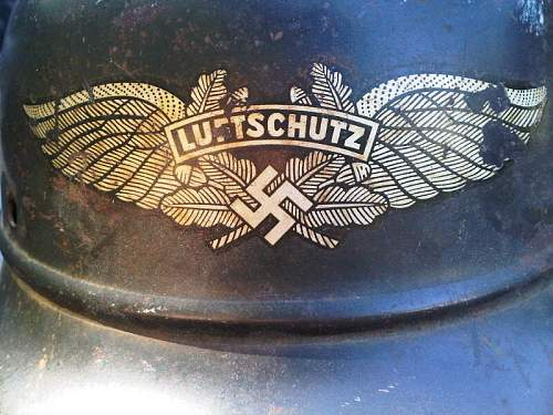 Luftshutz Helmets