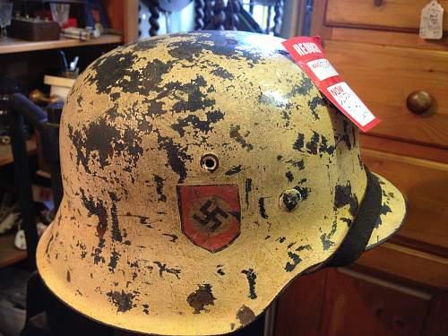 Polizei helmet help, pictures
