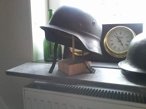 My Helmet Display