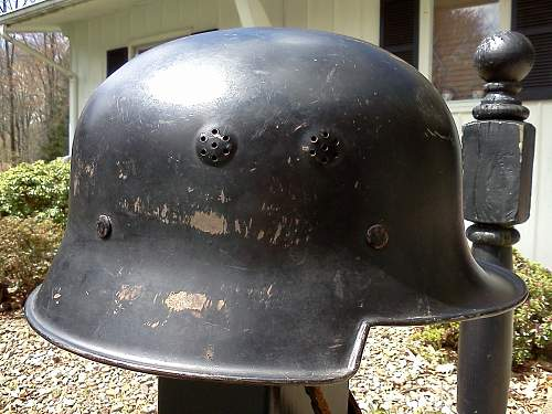 Need Help Identifying My First Helmet