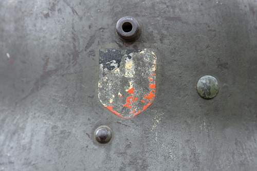 Double Decal Transitional Austrian Helmet