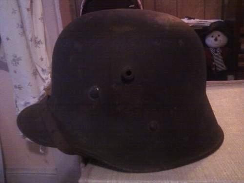 SD Transitional helmet