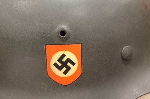 Help needed with helmet authentication please