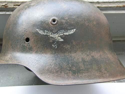Helmet decal feedback