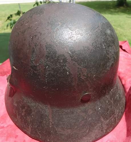 Battle damaged NS M-40