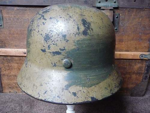 LW camo helmet, your opinion please...
