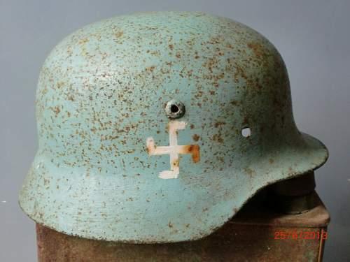 What type of helmet is it?