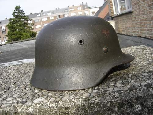 M40 SD Heer helmet...