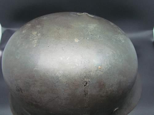 M42 Luftwaffe Helmet?