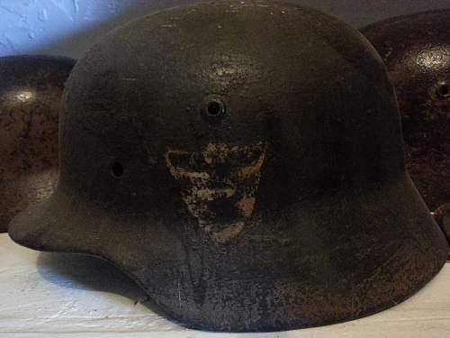 Help on helmet
