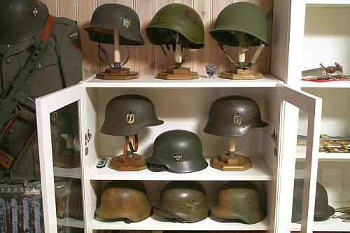 A couple of helmets from my collection: