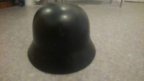 Identifying German (?) Helmet