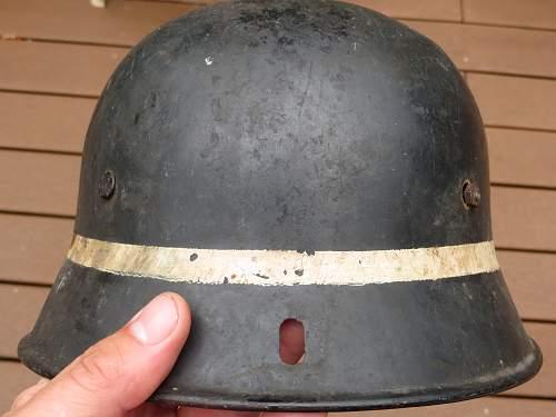 Fire Helmet with luft decals ?