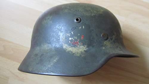 Opinions on german helmet