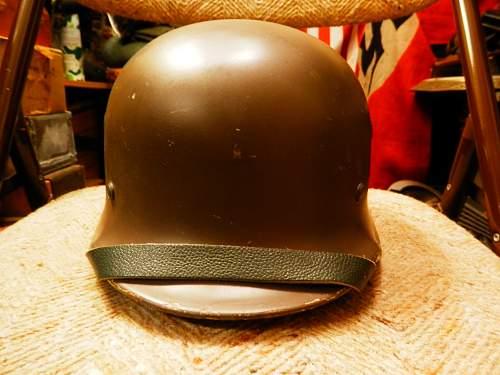 Finnish or German helmet?