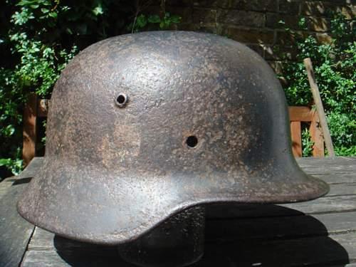 luftwaffe helmet legit?