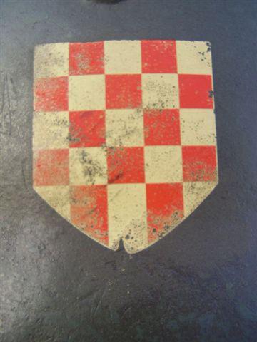 EINSATZSTAFFEL DEUTSCHE VOLKSGRUPPE in Croatia