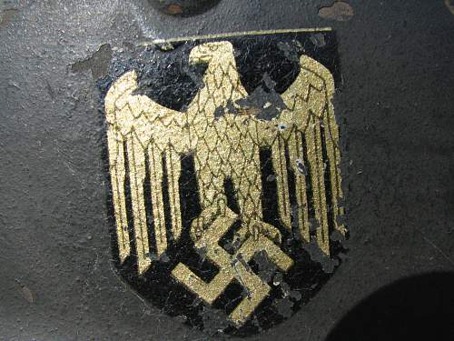 Prove it is not a M35 DD Kriegsmarine
