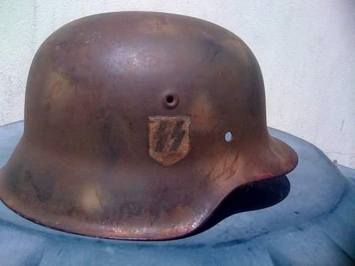 Helmet maker query
