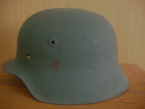 M42 shell near mint?