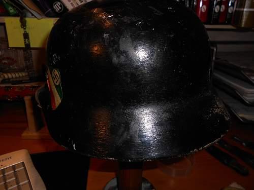 Help on helmet please