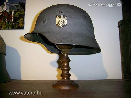 WW2 helmet German