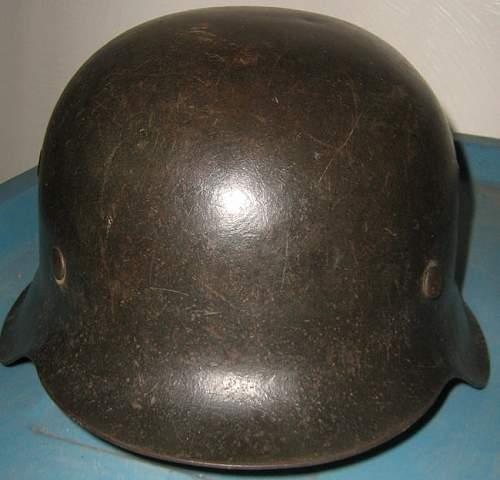 M-42 Heer helmet opinions