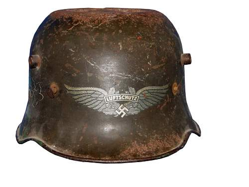 Click image for larger version.  Name:wwi-transitional-helmet.jpg Views:255 Size:113.9 KB ID:571410