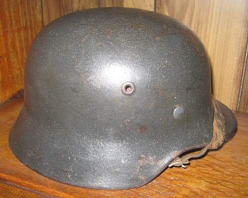 I have a ? ab a Helmet i have