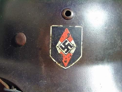 M35 HJ Helmet?