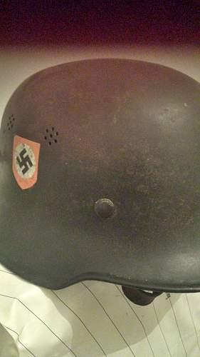 civic double decal helmet