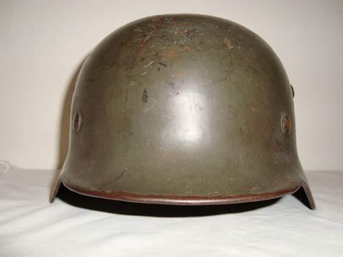 Roadtrip finds ! 2 new helmets ! Help needed !