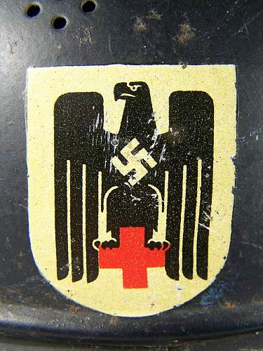 red cross decal,,,Original or Fake!
