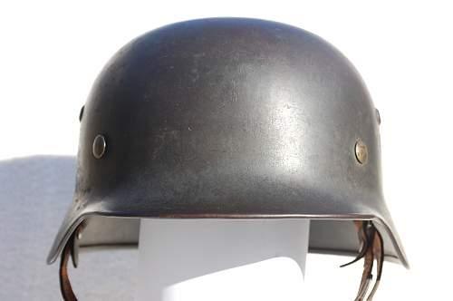 Reshoot of A Favorite Helmet