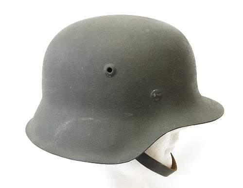 Click image for larger version.  Name:Heer M42 helmet 005.jpg Views:50 Size:219.9 KB ID:605473