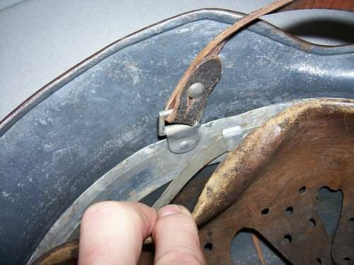 M35 Stahlhelm unmarked