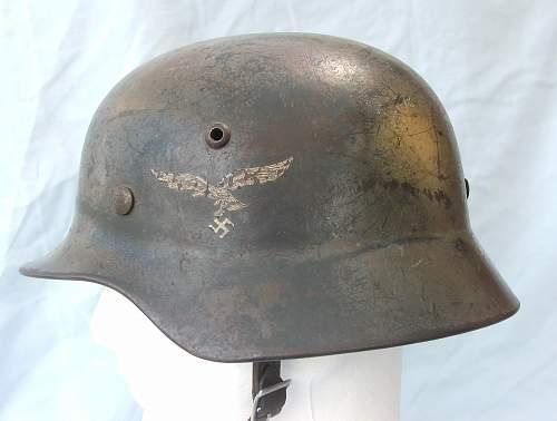 Click image for larger version.  Name:Luftwaffe helmet 011.jpg Views:320 Size:201.8 KB ID:605847