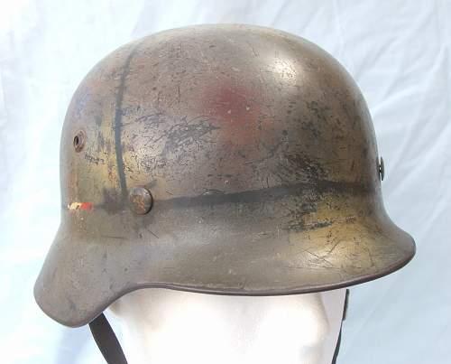 Click image for larger version.  Name:Luftwaffe helmet 015.jpg Views:50 Size:184.5 KB ID:605850