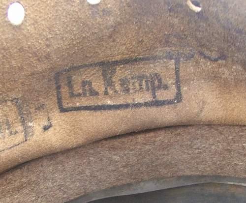 Click image for larger version.  Name:Luftwaffe helmet 022.jpg Views:58 Size:117.5 KB ID:605858