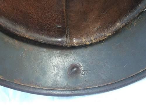Click image for larger version.  Name:Luftwaffe helmet 024.jpg Views:49 Size:214.8 KB ID:605860