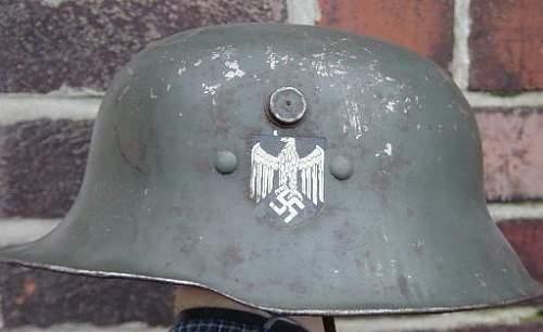 Childs Helmet on gun broker.  Not Mine.