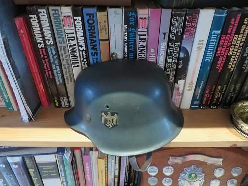 A helmet to make you cry.