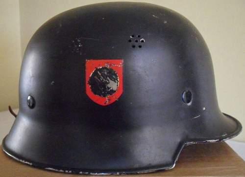M34 helmet & decals - opinions?