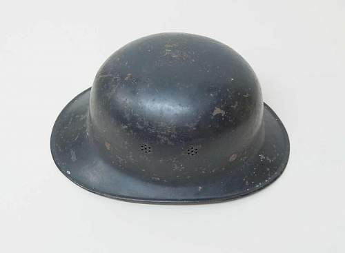 Late War Helmets