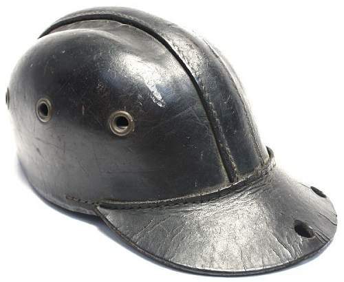 Click image for larger version.  Name:german coal miners hat.jpg Views:176 Size:60.3 KB ID:619016