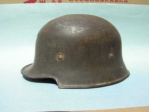Late War Helmets