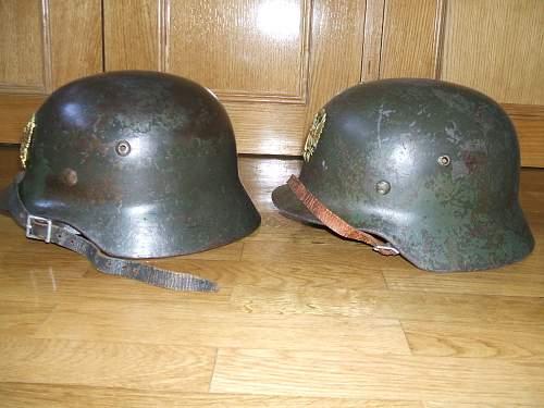 WWII German Helmet Authentic?